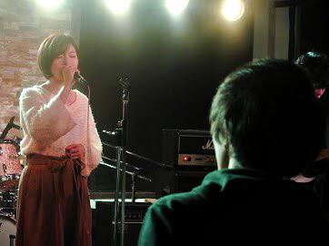鈴木康代ライブ写真