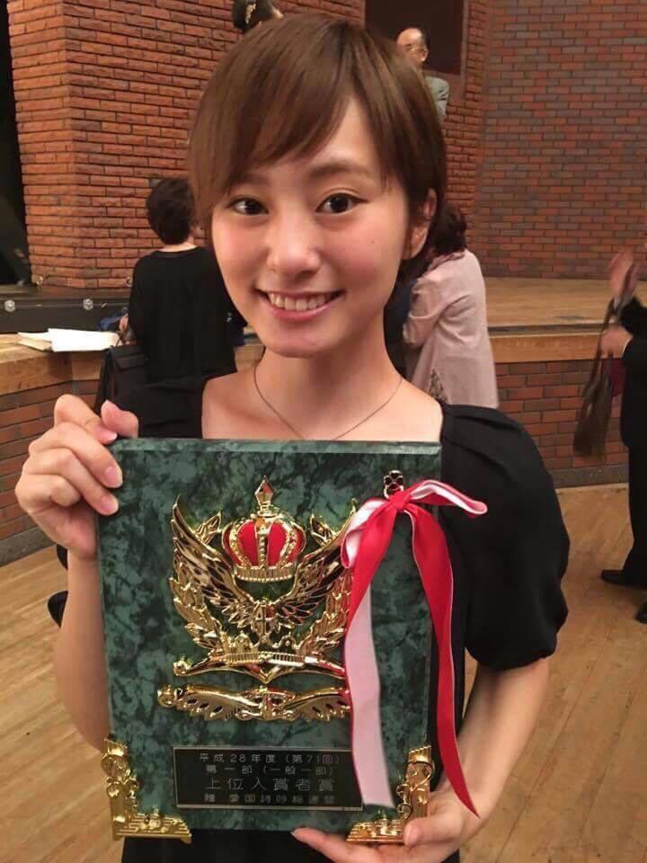 松葉さん受賞写真