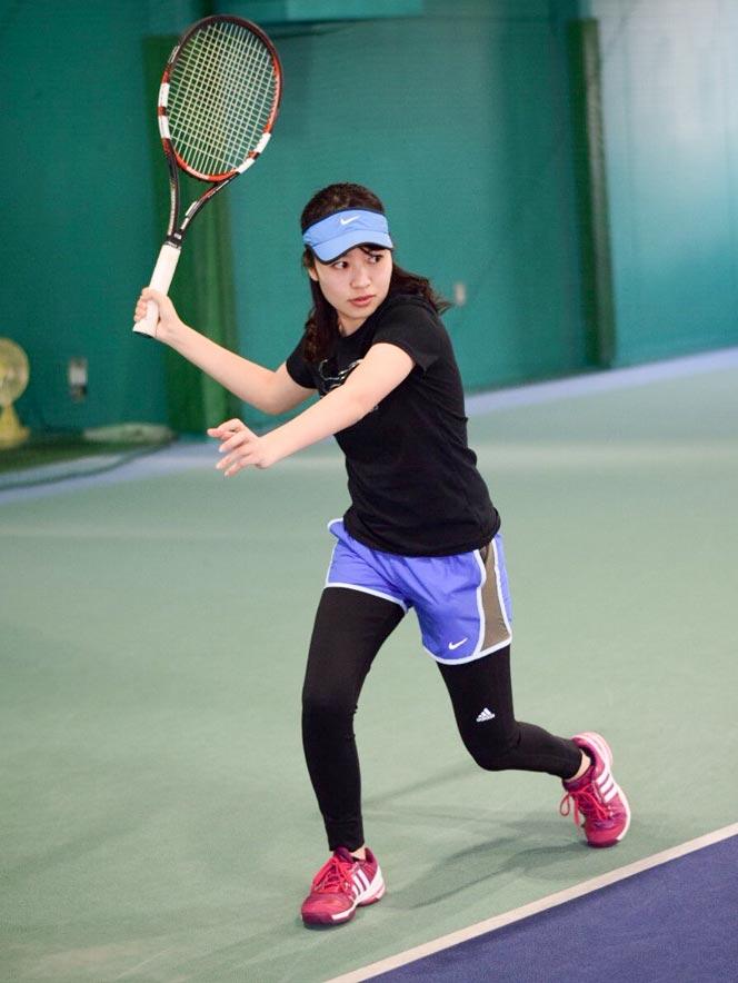 大北瑞季テニス姿2