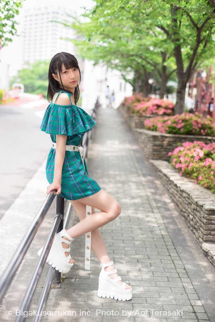 牧村一穂のファッション