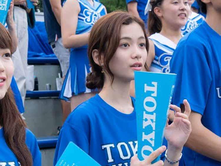 東大 上田 さえ